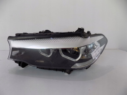 BMW 5 G30 G31 Lampa Lewa Full Led Kompletna