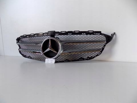 Mercedes C-Class W205 Dummy / Grill Chrome - 3122