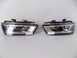 Audi Q3 Xenon Lamp Right - 2493