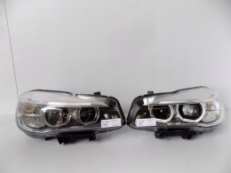 BMW 2 F45 - Lampa Prawa Lewa Full Led