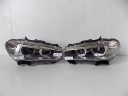 BMW X5/X6 F15/16 Set Lamp Xenon L/R - 2499 2500