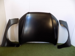 Audi A8 4H0 - Hood / Engine cover - 3703