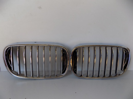 BMW 7 G12 Kidney Set / Bumper Grill - 3723
