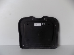 BMW X1 E84-engine floor-5523