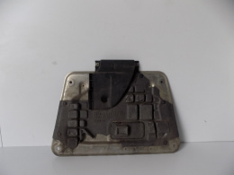 BMW X3 E83-engine cover-5522