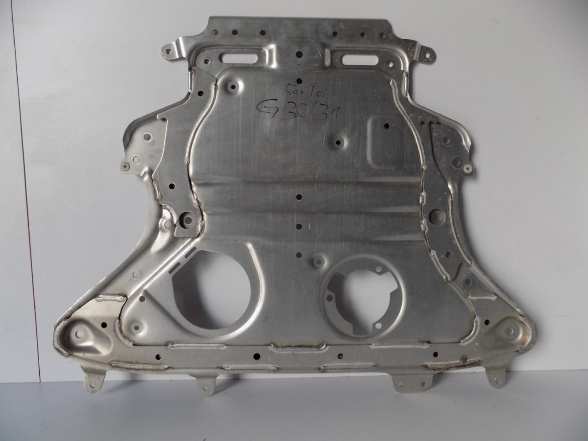 BMW 7 G11 G12 BMW 5 G30 G31-engine cover-5431