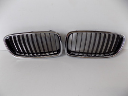 BMW 3 F30/31 Kidney Set / Bumper Grill - 3821