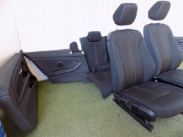 BMW 4 F32 Copue Seats / Interior - 5655