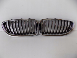 BMW 5 F10/F11 LCI Kidneys / Bumper Grill - 3820
