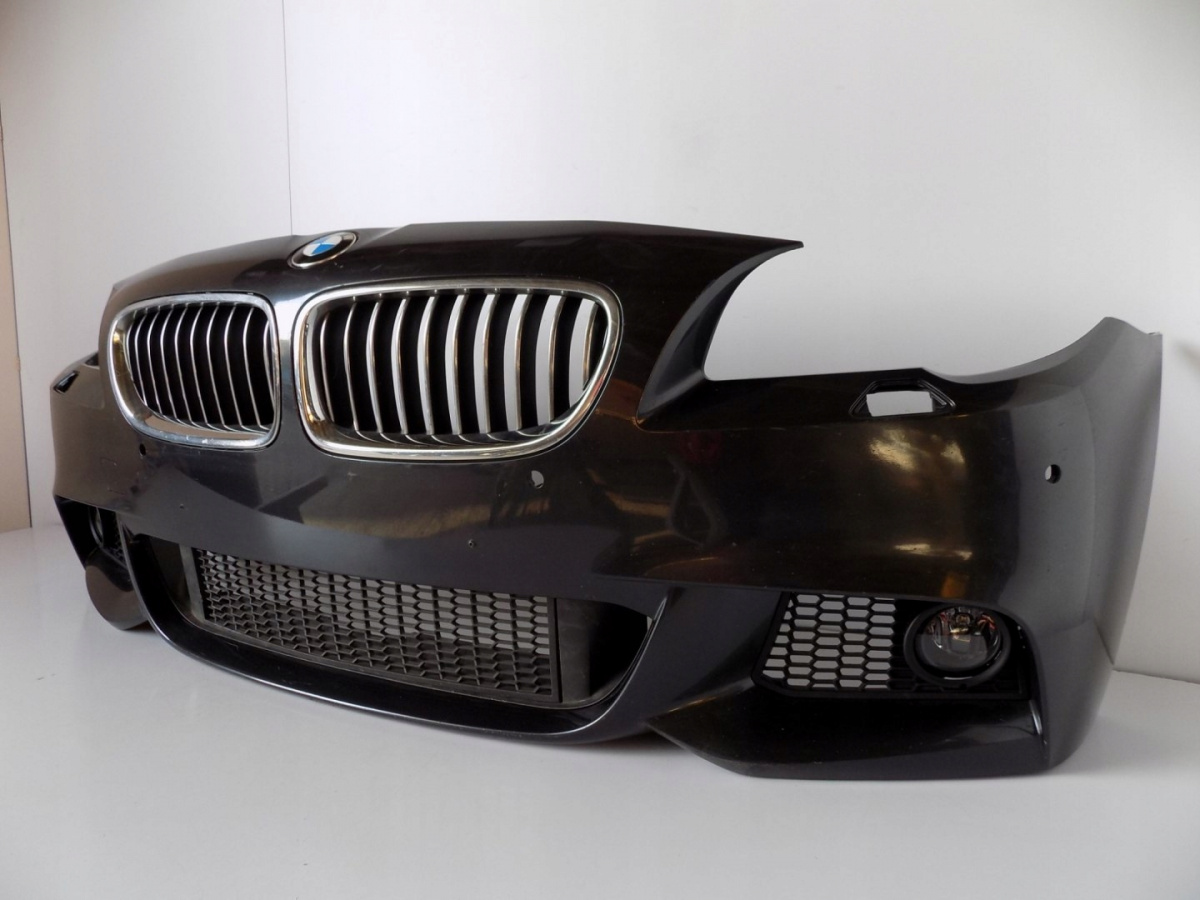 BMW 5 F10/F11 Front bumper M-Package-5654
