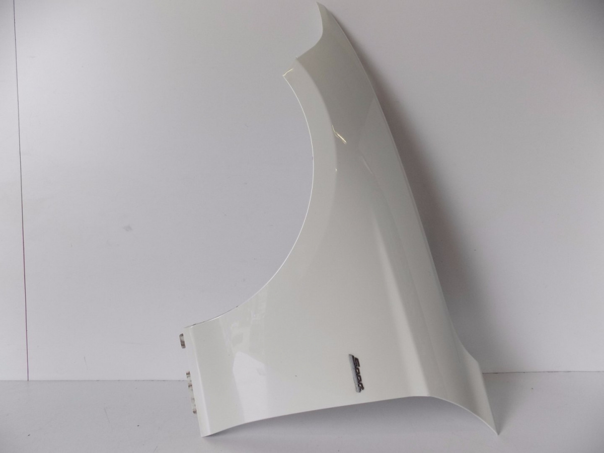 BMW 1 F20-left mudguard-5838