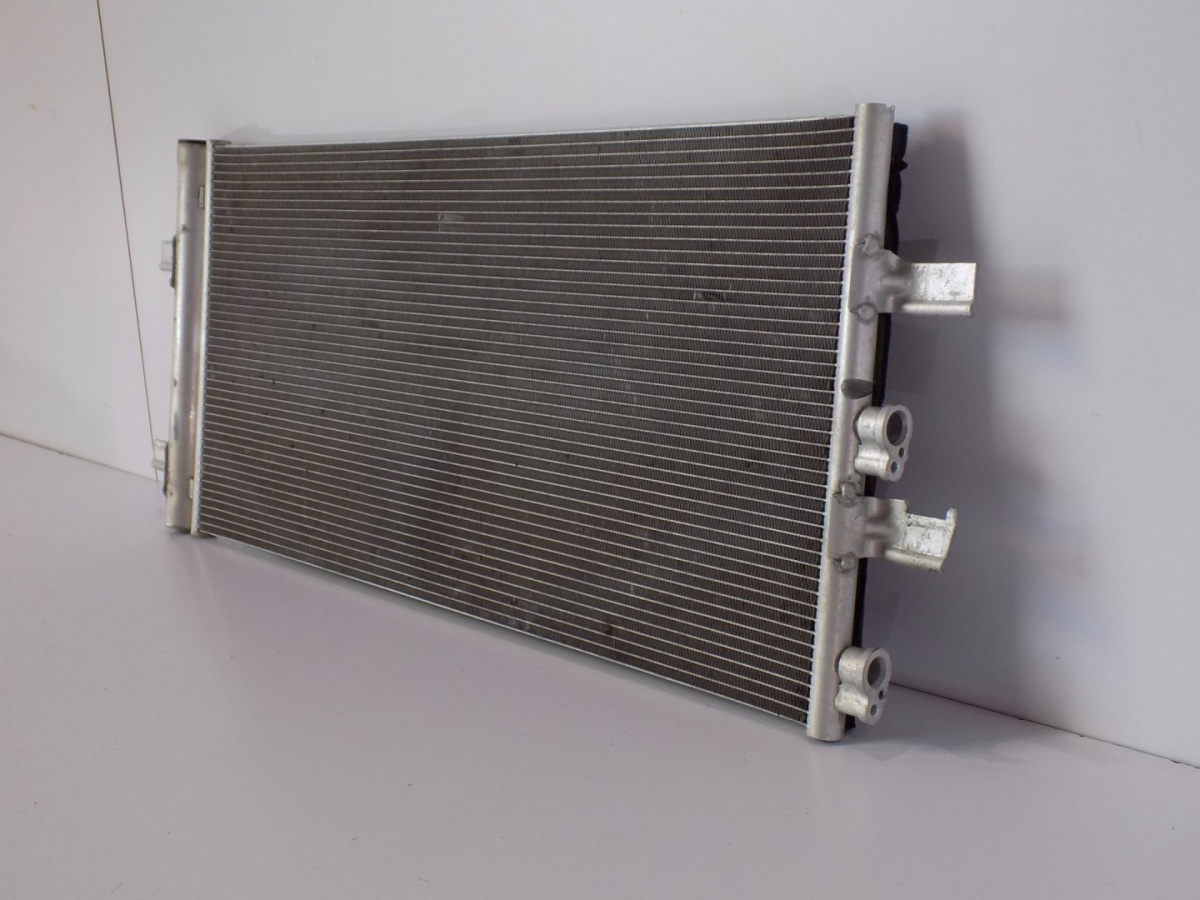 BMW 2 F45 Air Conditioning Condenser with Dehydrator - 6083