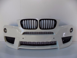 BMW X3 F25 Front bumper M - White PDC Package - 5991