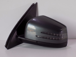 Mercedes W166 GLE Mirror L 21 PIN Camera - 6142