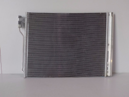 BMW 5 F07/10 LCI Air Conditioner Radiator - 4164