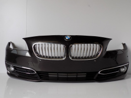 BMW 5 F10/11 LCI Front bumper Complete - 0978