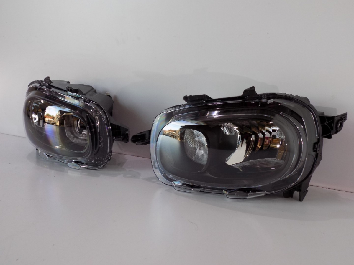 Citroen C3 Set Lamp H7 L / R - 6267