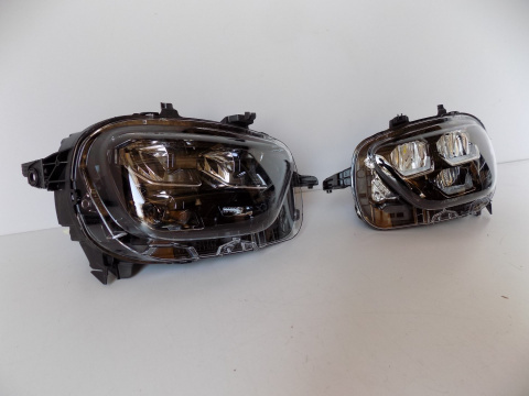 Citroen C3 Set Led Vision L/R Lamp - 6286