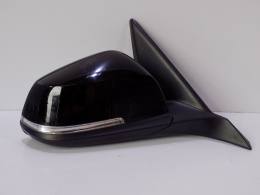 BMW 1 F20 Right Mirror 5 PIN 668 - 0346