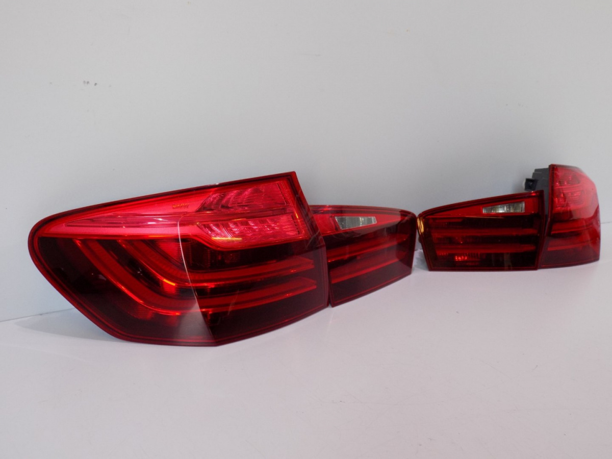 BMW 5 F11 LCI Rear LED Lamp Set L/R - 6363