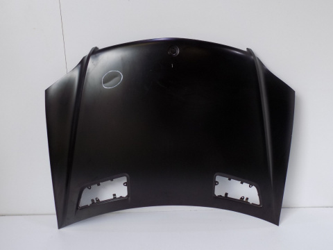 MB ML W164 Bonnet/Engine Cover Damaged - 6314