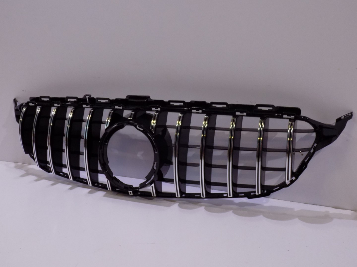 Mercedes W205 Atrapa / Grill GT Distronic - 4063